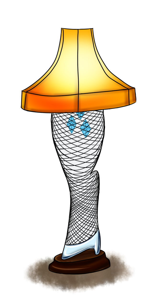Request: Ponified Leg Lamp by StormCrow-42 on DeviantArt
