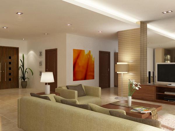 living room scene 3 by rullyart on deviantart