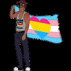 Zak Miles Pride 2018