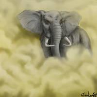 Elephant by TessTheMess22