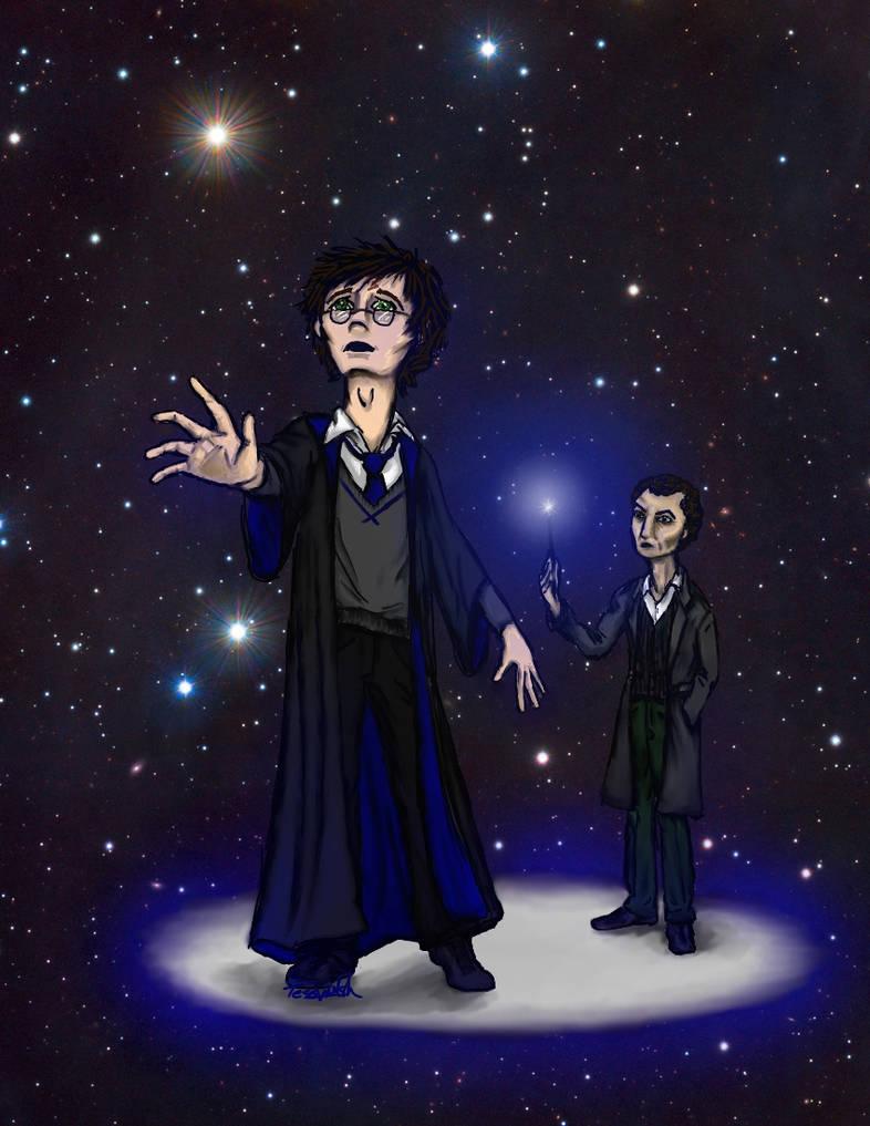 HPMOR: Starscape by TessTheMess22