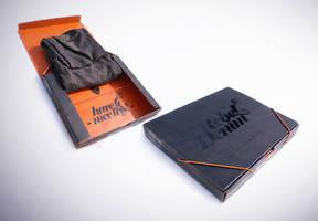 Rebel Denim Packaging by BayuWiranagara