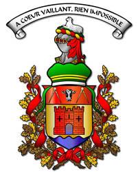 Embellished Heraldry 3 by PeridotPangolin