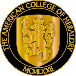 American College of Heraldry by PeridotPangolin