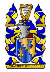 Embellished Heraldry 16 by PeridotPangolin