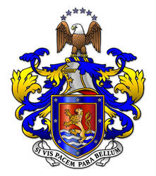 Heraldry Embellished Sep 2010 by PeridotPangolin