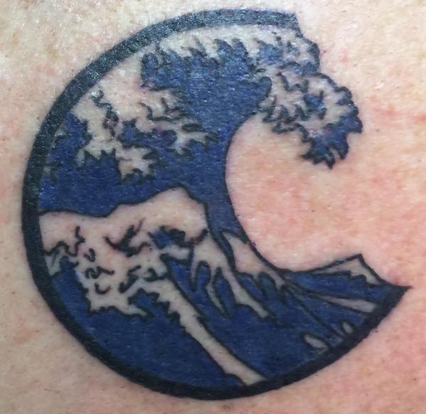 Great Wave by PeridotPangolin