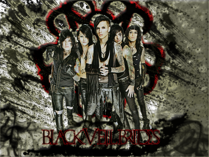 Black Veil Brides HD Wallpaper - WallpaperSafari