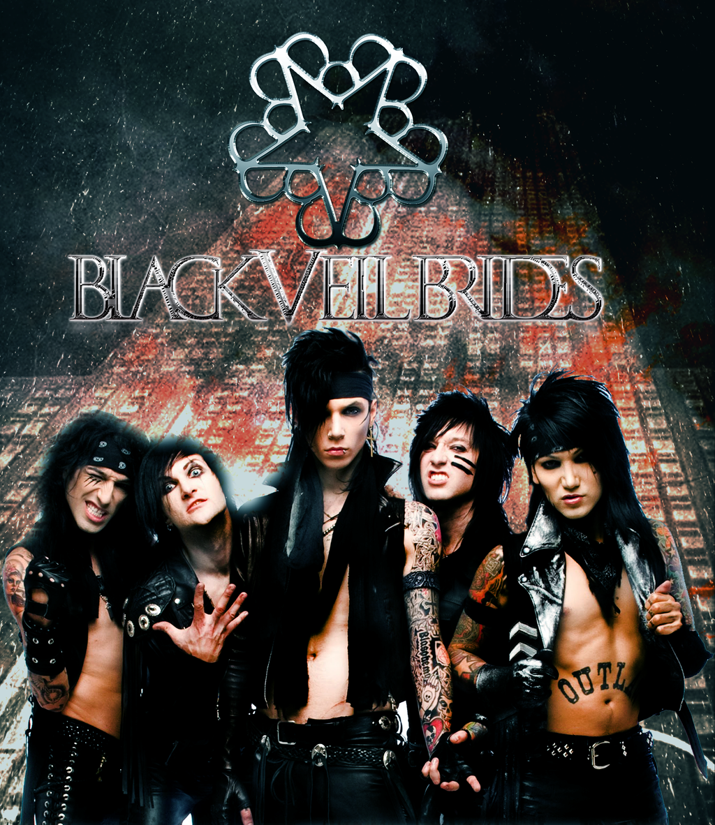 Black Veil Brides Wallpaper by finallyakilljoy on DeviantArt