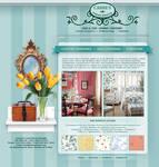 Interior Decorator Web Site