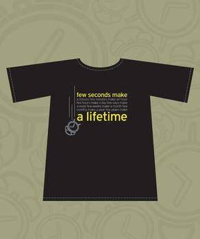 lifetime T-shirt