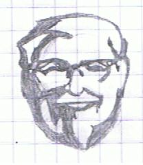 Kfc by Emperador19