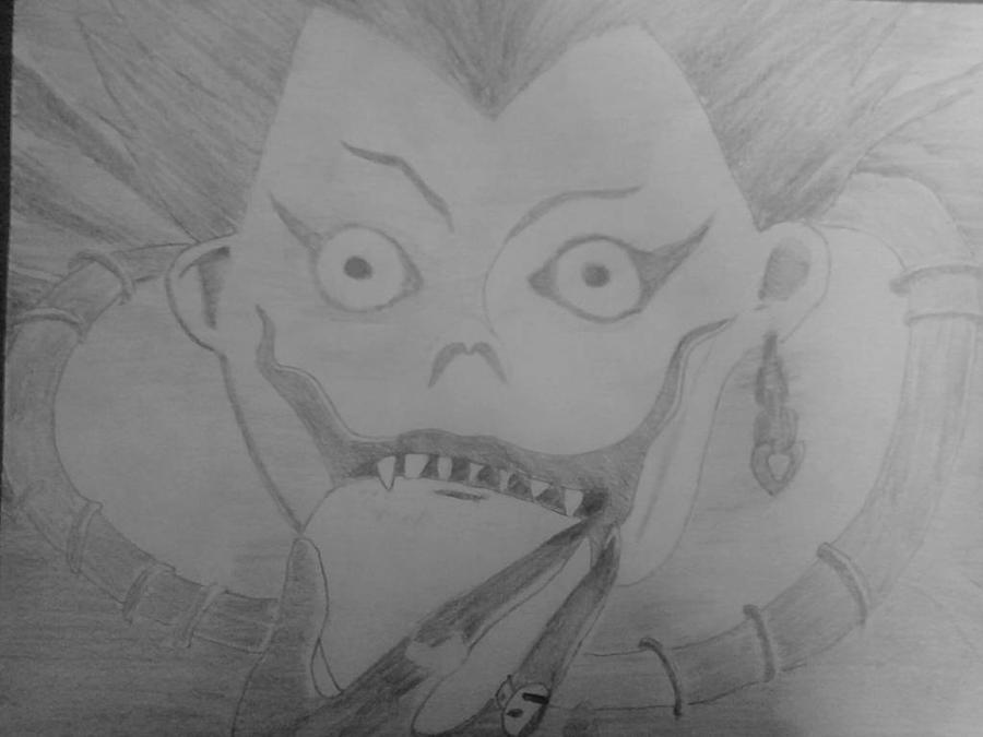 Ryuk by Emperador19