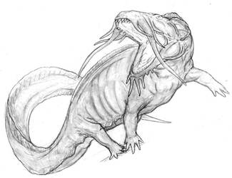 Hellbender by Ashere
