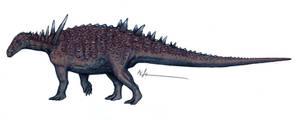 Alabama Nodosaurid