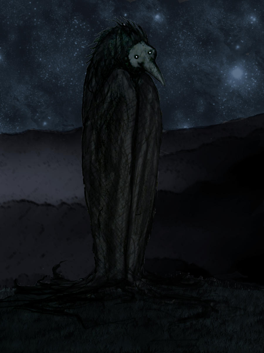 Raven Mocker by Ashere