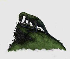 Lagosuchus by Ashere