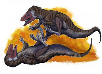 Appalachiosaurus Homage