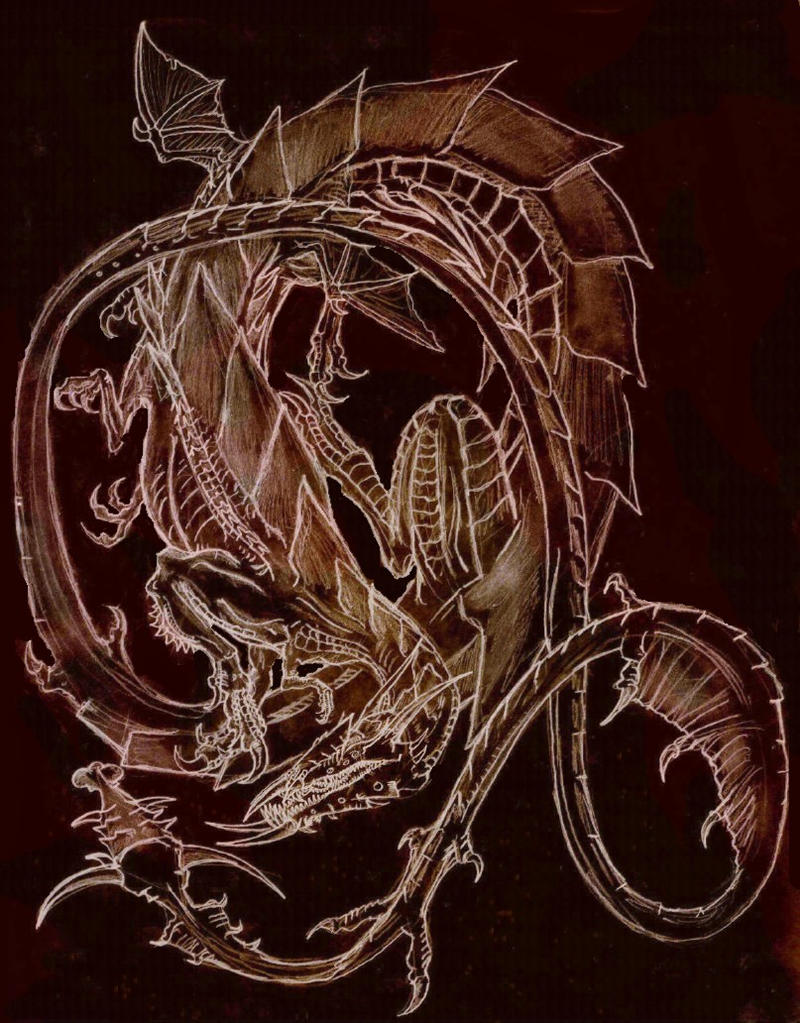 nidhogg by ashere on deviantart