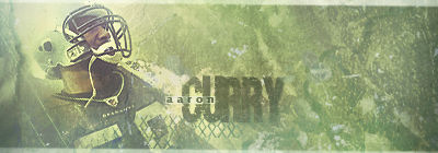 :Aaron Curry Signature: