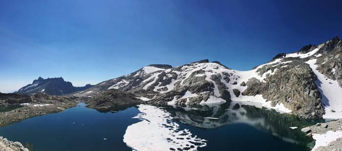 Isolation Lake - WA Enchantments
