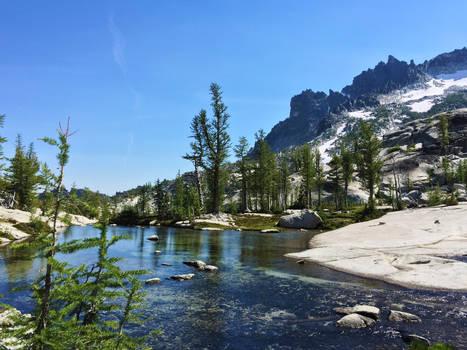 Washington Enchantments - Untouched