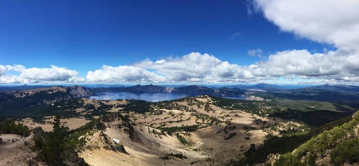 Cater Lake - Oregon