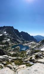 Crystal Lake - WA Enchantments