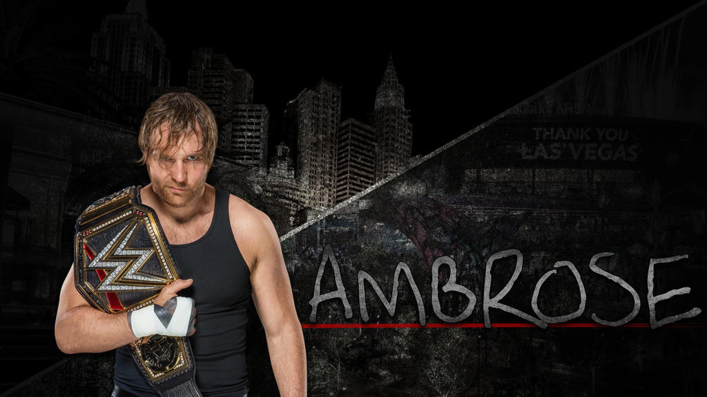 Dean Ambrose Wallpaper By NY2theC