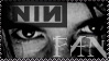 NIN.Stamp by slave-screams