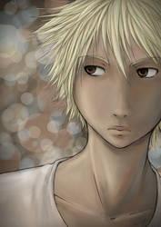 The boy who has no sunshine by PrincessRiyu