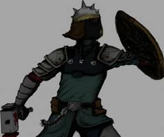 Grimdawn Warrior