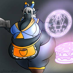 CM- Summon Greater Cake by JakbenImbel