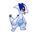 Little Lugia by Supercyborgdino