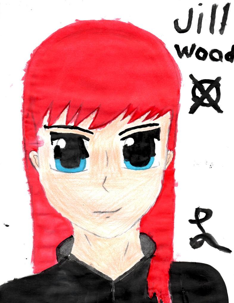 Jill woods by Suki-ai-chan