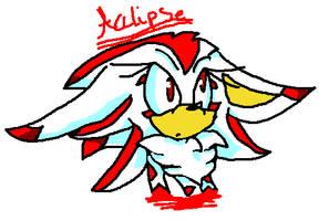 Acclipse paint logo by demonmoo
