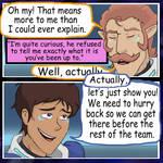 Blue Paladins Voltron Fancomic Page 22