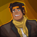 Happy Birthday Hunk! by CassarillaDraws