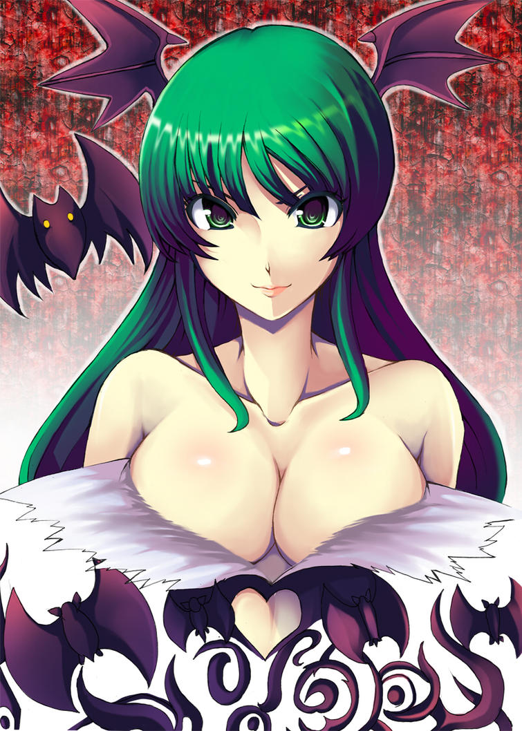 Morrigan by AlexXFantaisa