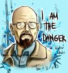 Breaking Bad - I am the Danger +Speedpaint