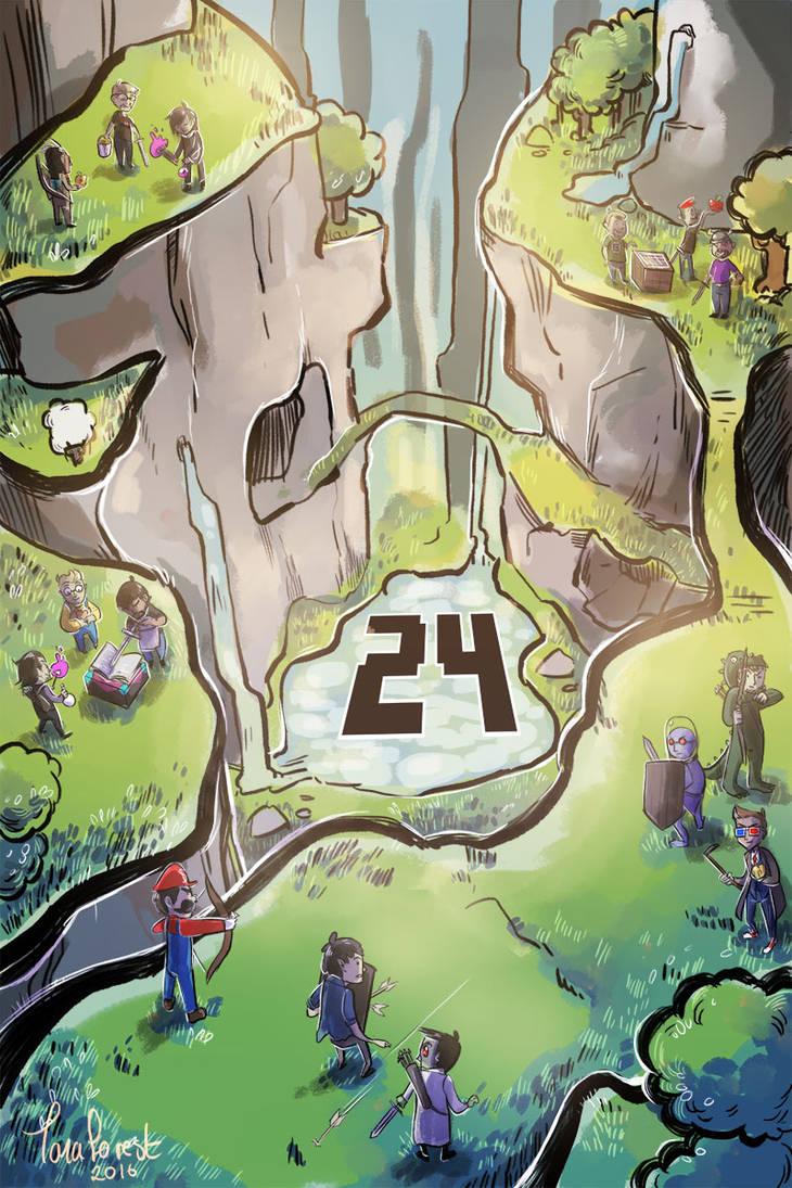 Mindcrack UHC 24