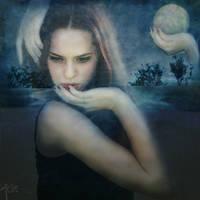 Moonlighting by acire111art