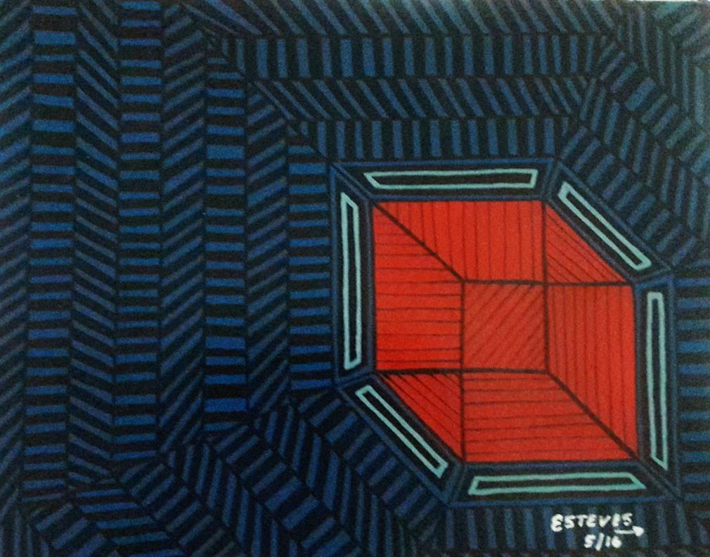 El cubo rojo by estevesalberto35