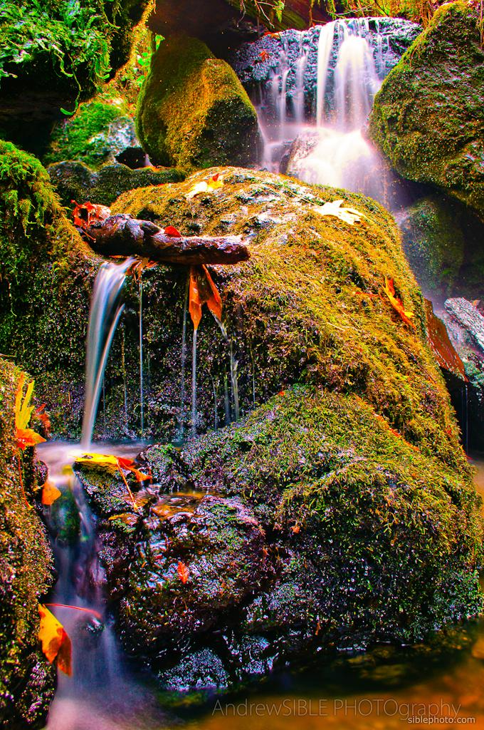 Waterfalls by Figit090
