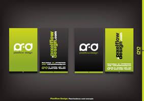 pfd business cards v3 by crezo