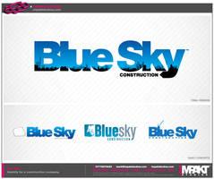 Blue Sky Construction by crezo