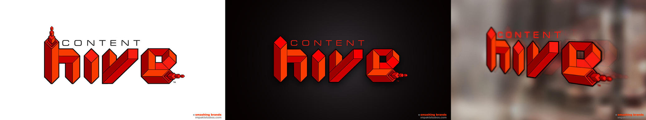 Content Hive Concept 3 by crezo