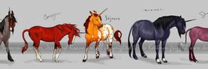 Unicorns on Parade