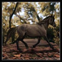 Autumn Serenade by daughterofthestars
