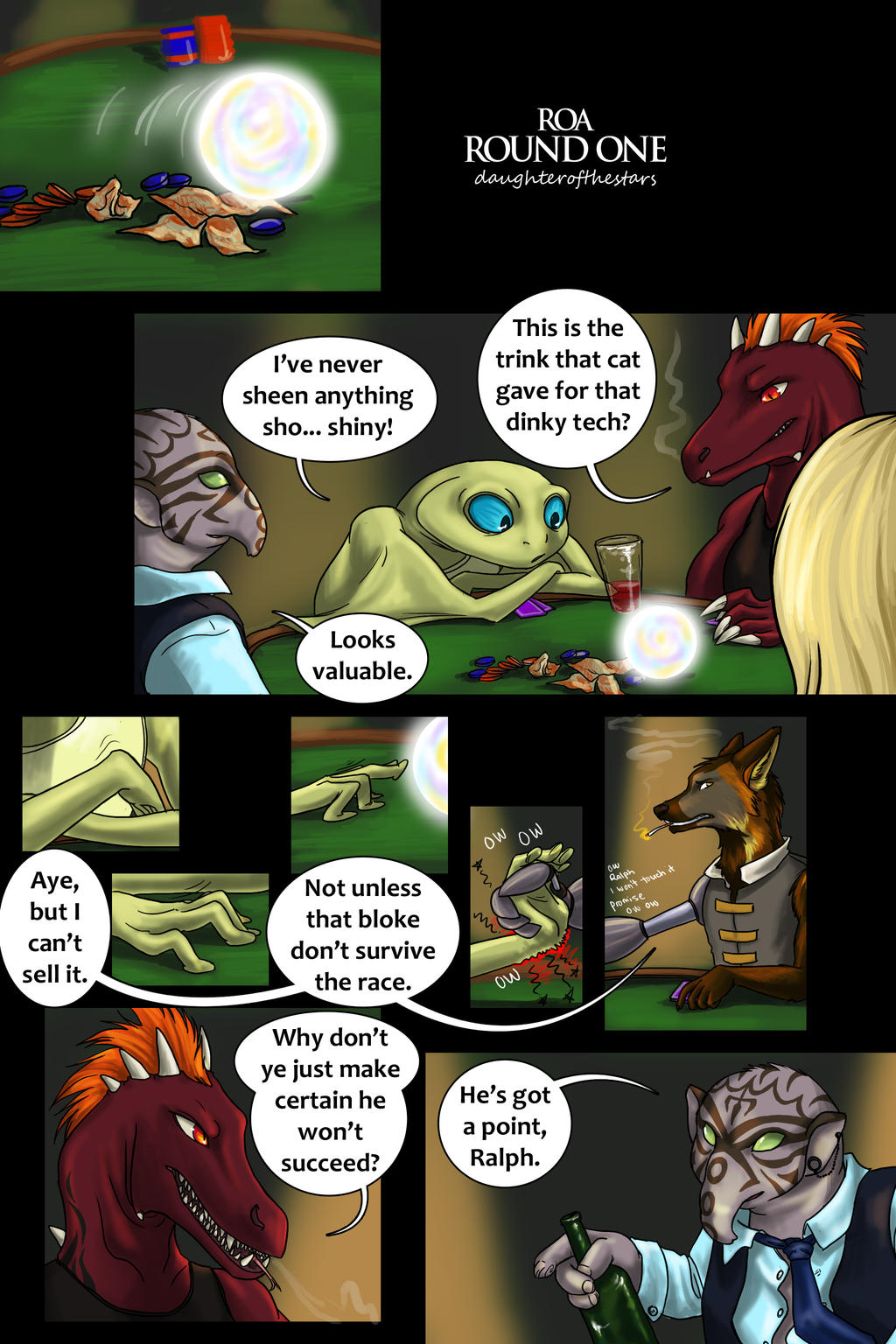 RoA Round 1: Page 1